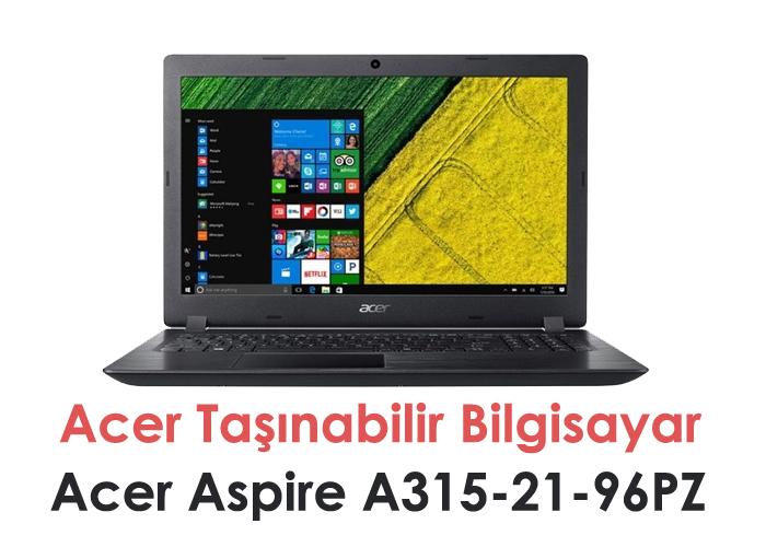 Acer Aspire A315-21-96PZ
