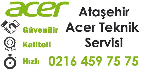 Ataşehir Acer Servisi