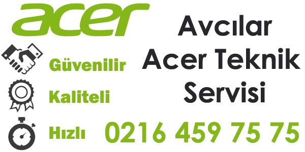 Avcılar Acer Servisi