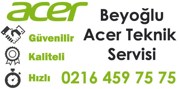 Beyoğlu Acer Servisi