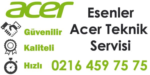 Esenler Acer Servisi