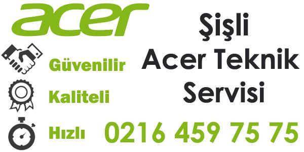 Şişli Acer Servisi