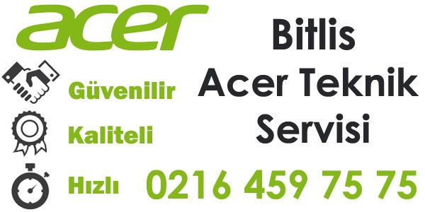 Bitlis Acer Servisi