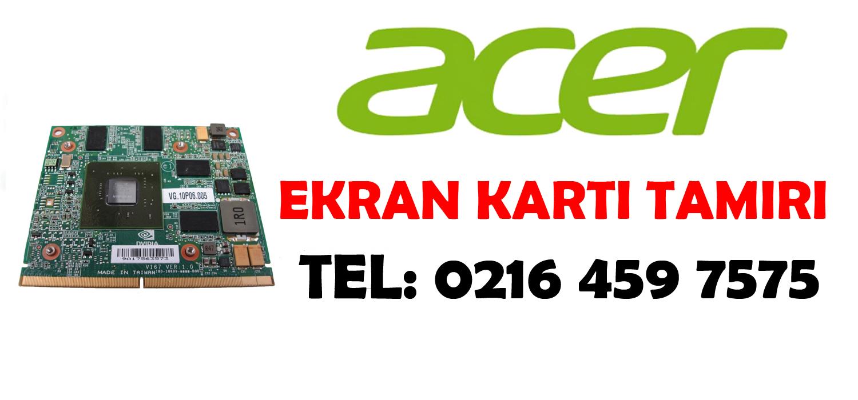 Acer Laptop Ekran Kartı Tamiri