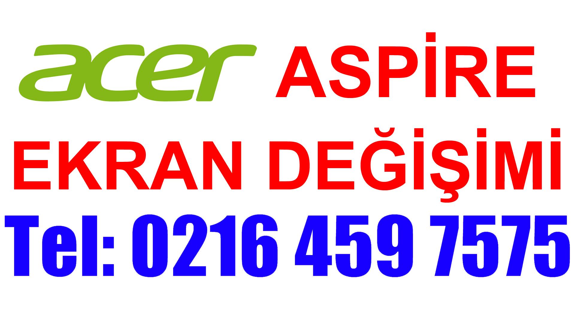 Acer Aspire Ekran Değişimi