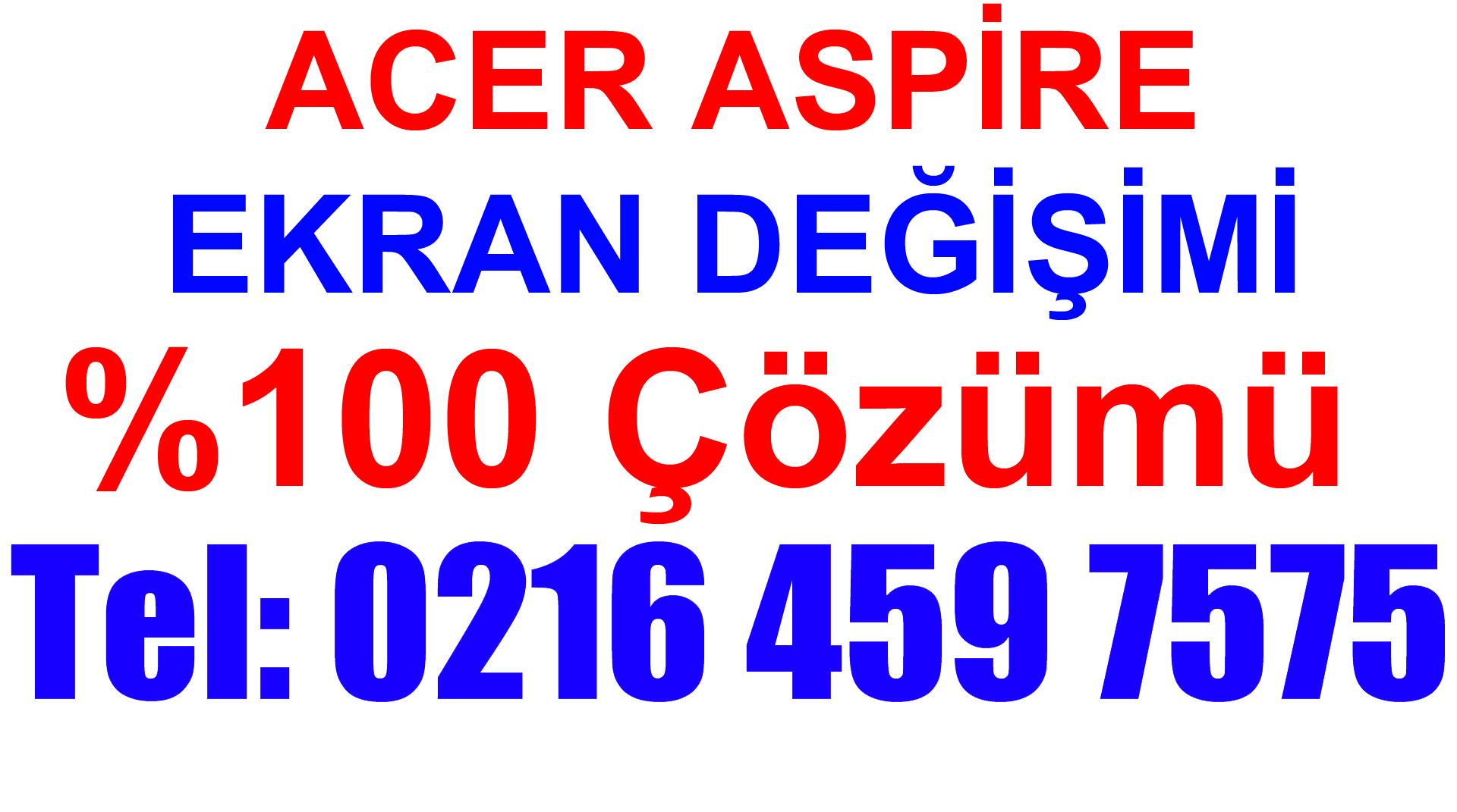 Acer Aspire 3 Ekran Değişimi
