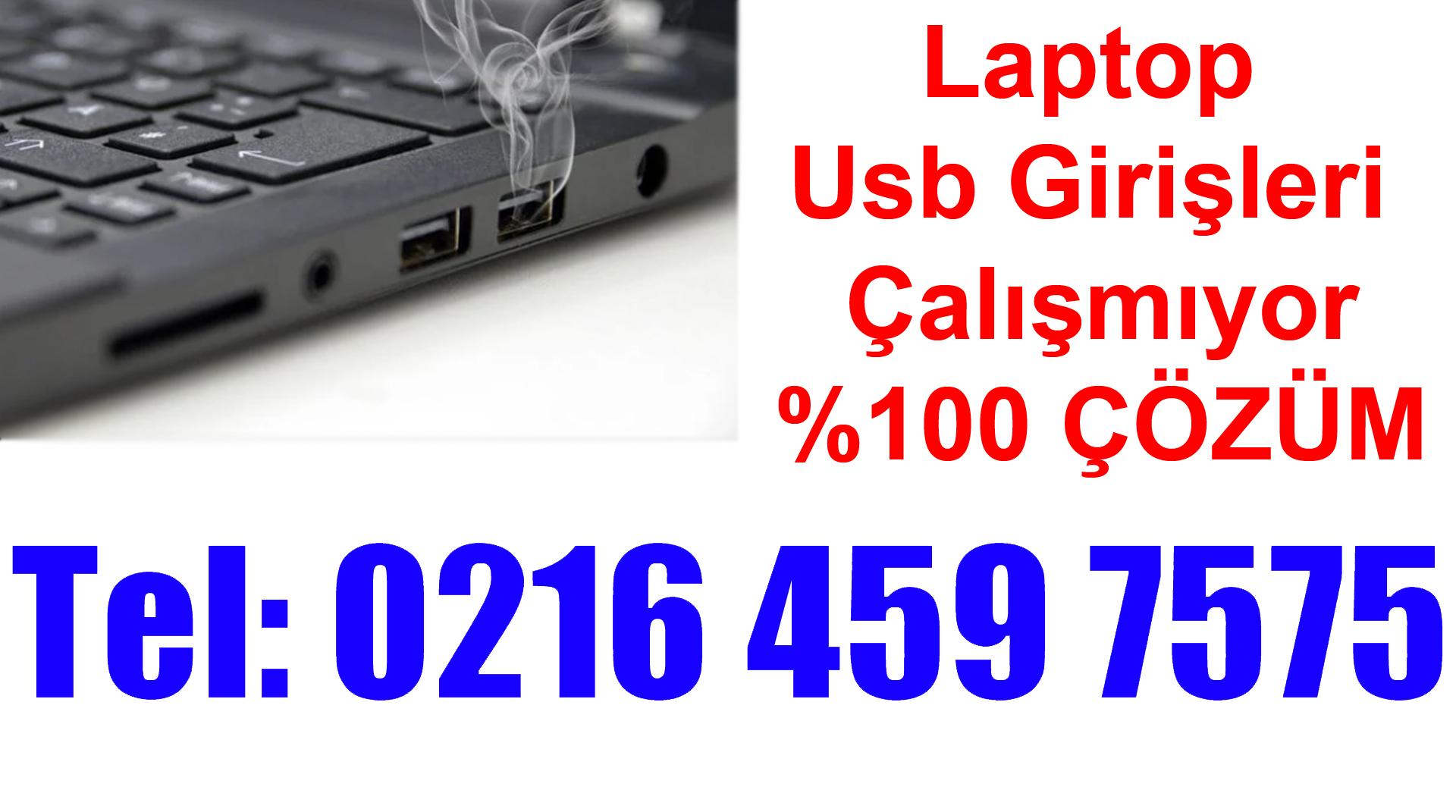 Acer laptop Usb Çalışmıyor